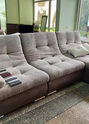 Угол диван мягкий