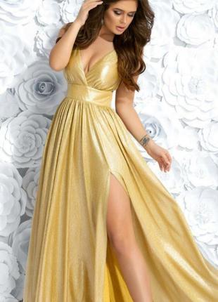 Вечернее стильное платье