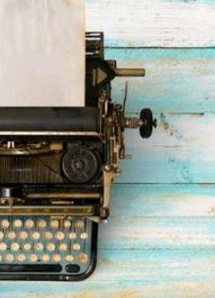 Предоставляю услуги сценариста, автора, копирайтера. Опыт +