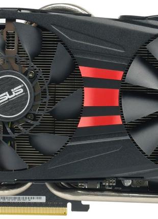 Видеокарта ASUS AMD Radeon R9 270X [R9 270X-DCUII-4GB GDDR5