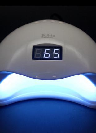 SUN5 24W/48W Sun5 uv led lamp уф лед лампа 24Вт/48Вт SUN 5