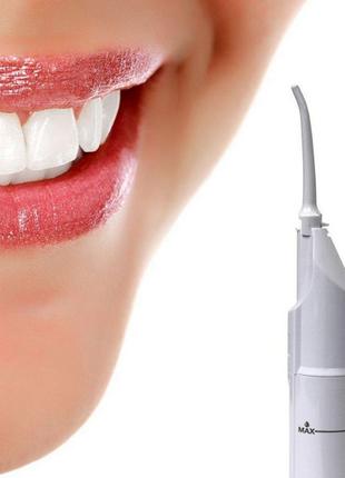 Ирригатор для полости рта. Персональный очиститель зубов