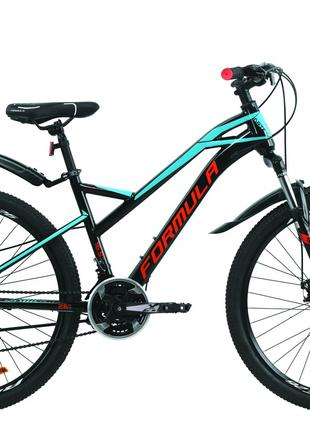 Велосипед 26″ Formula DRIFT 2020 (черно-белый)