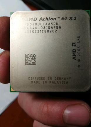Процессор Athlon 64 x2 4800+