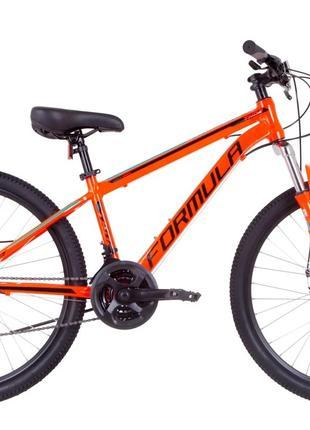 Велосипед 27.5″ Formula THOR 1.0 AM 14G DD Al 2019 (оранжево-черн