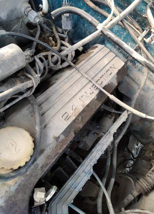 Двигун Опель Фронтера А 2.4 бензин
