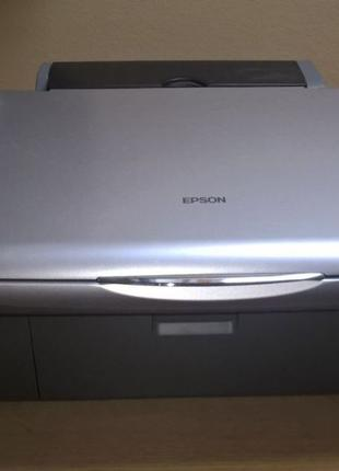 3 в 1 epson stylus dx 6000 принтер сканер копир