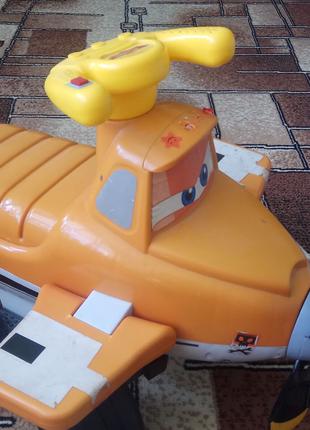 Дитячий електрокар Дасті Disney