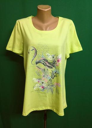 Лимонная футболка bonmarche