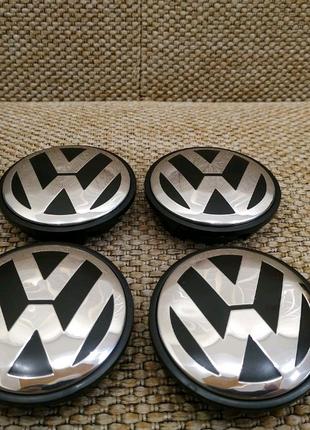 Колпачки на диски Volkswagen 3b7601171 Passat USA cc jetta tiguan