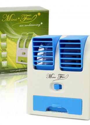 Мини кондиционер Mini Fan Conditioning Air Cooler