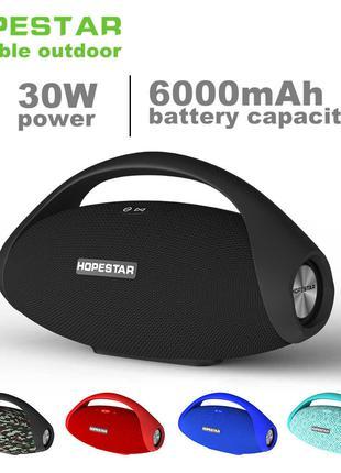 Hopestar H31 портативная акустическая Bluetooth колонка