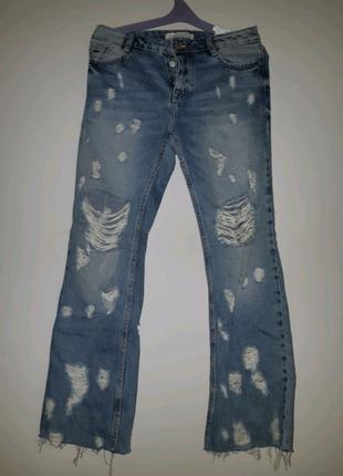 Брендовые джинсы дёшево.