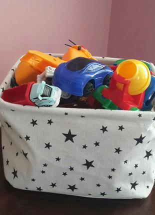 Корзинки для игрушек