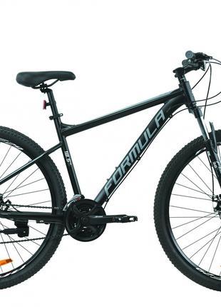 Велосипед AL 29″ Formula F-1 AM DD 2020 (черно-белый)