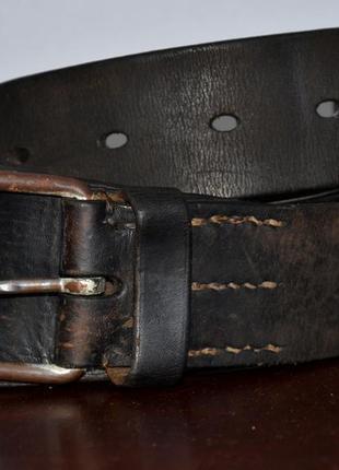 Ремень кожаный leather belt