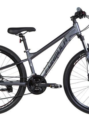 Велосипед 29″ Formula F-1 HDD 2020 (графитовый)