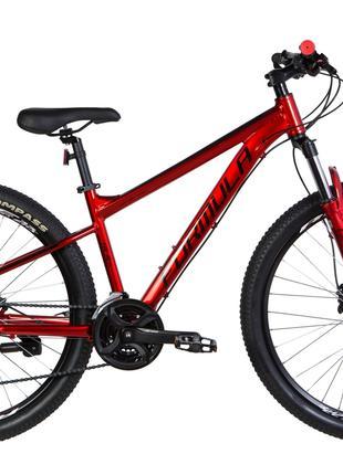 Велосипед 29″ Formula F-1 HDD 2020 (красный)