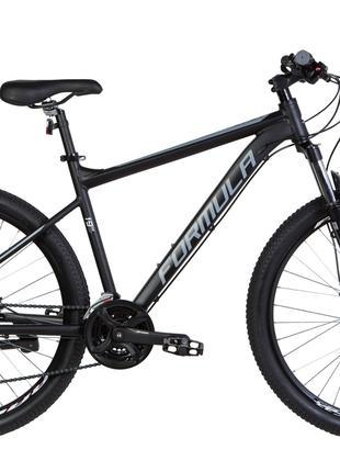 Велосипед 29″ Formula F-1 HDD 2020 (черно-белый)