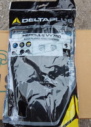 Перчатки Deltaplus hercule vv750