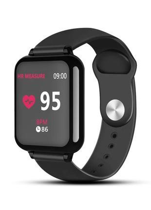 B57 Smart Watch, Смарт часы, фитнес трекер, фитнес браслет, ча...