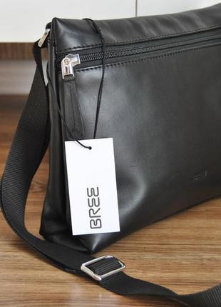 Bree кожаная сумка кроссбоди bree / шкіряна сумка