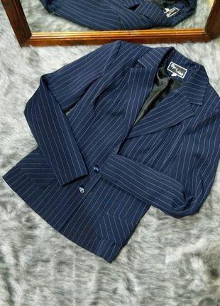 Sale жакет блейзер пиджак в полоску