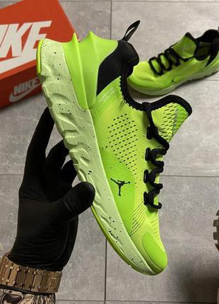 Nike air jordan react havoc volt мужские кроссовки
