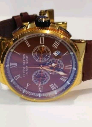 Ulysse Nardin La Locle Chronometer (копия AAA)