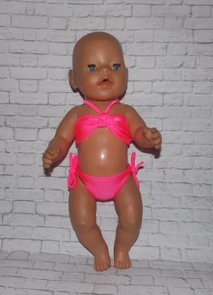 Одежда для Бэби Борн, baby born купальник