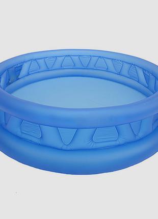 Детский надувной бассейн. Летающая тарелка INTEX 58431