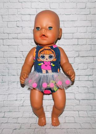 Одежда для кукол Baby Born, беби борн