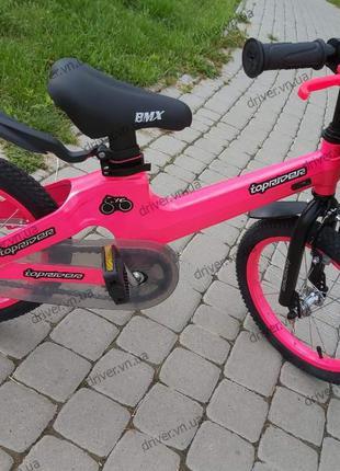 Байк ровер TT001 16 колеса, 4 кольори велосипед