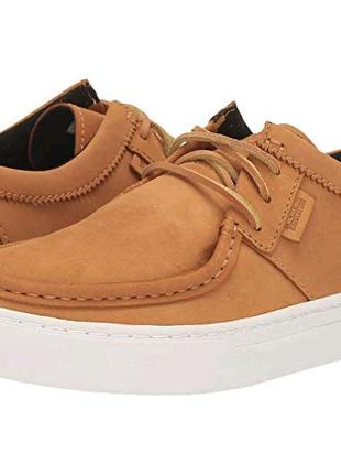 Timberland коричневые мужские ботинки 2.0 Cupsole Moc Toe Ox