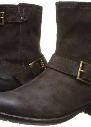 Демисезонные женские полусапожки Clarks Plaza Float Boot. США.