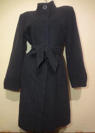 Шерстяное пальто principles petite размер l