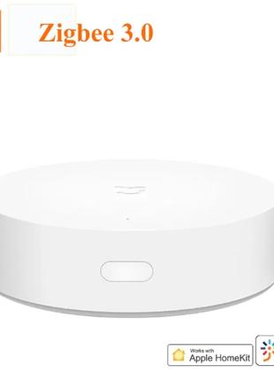 Шлюз XIAOMI Mijia Gateway 3 Bluetooth Zigbee 3.0 Homekit ZNDMWG03