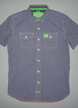Рубашка superdry new shirt (m)