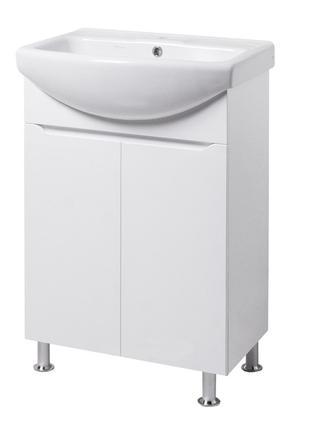 Тумба для ванной Висла с умывальником 50см