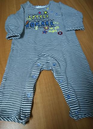 Комплект за 40грн, человечки, боди для мальчика 6мес-1,5года.