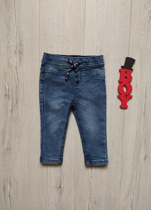 6-9 мес, джинсы denim co.