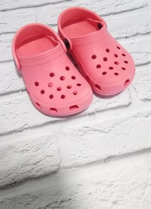 Crocs c8-9 оригинал кроксы сабо