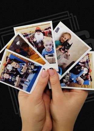 Печать фото в стиле Полароид | Polaroid | 20 шт