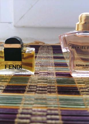 Продам миниатюры Fendi и Sonia Rykel
