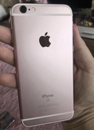 IPhone 6s Rose Gold , 64gb , Neverlock