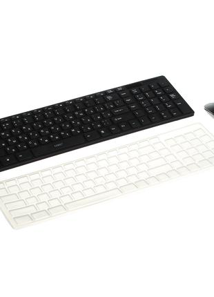 Клавиатура беспроводная и мышь UKC K-06