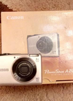 Цифровой фотоаппарат Cenon