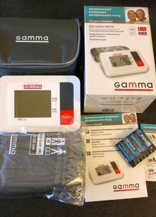 Тонометр Gamma Control автомат