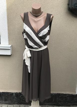 Нарядное,вечернее платье,сарафан,открытая спина,большой р.davi...