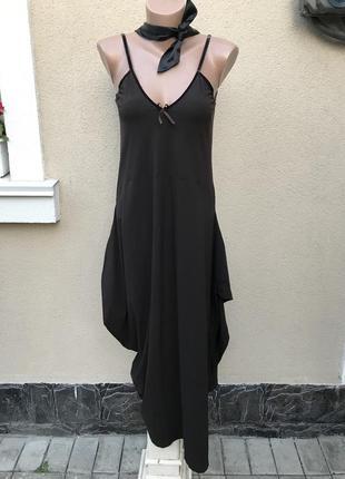 Платье,сарафан в бельевом стиле,ассиметричный,люкс, брендовое,...